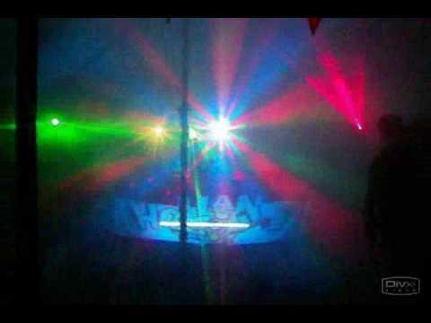 Utopia 2010 - dance feestje in Sint Anthonis - sfeerimpressie