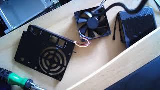 Changing fan Zyxel NAS 326