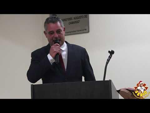 Tribuna Vereador Clodoaldo fala sobre o Projeto Avançar Cidade