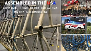 BCA Bicycle Assembly Plant - Manning, South Carolina