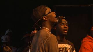 """Young Thug Performs """"2 Cups Stuffed"""" Live At Streetzfest"""