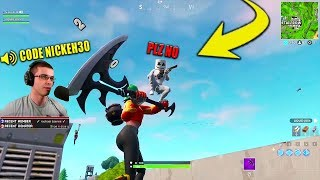 Here's why I use code NickEh30 in the Fortnite Item Shop...