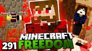 MEINE TOCHTER WURDE MISSHANDELT! = TOD DURCH AMBOSS! ✪ Minecraft FREEDOM #291 DEUTSCH | Paluten