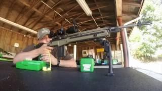 M25 5R JAE 100 G3 Live fire