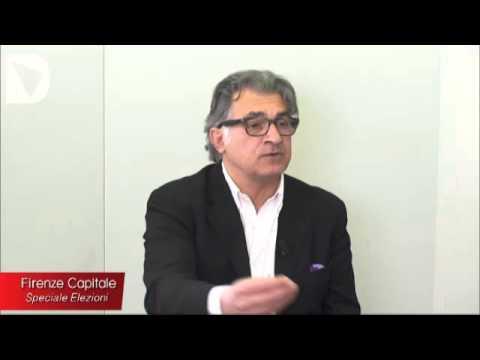 Firenze capitale - speciale elezioni amministrative 2014 - interviste ai candidati al consiglio comunale.