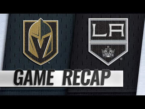 Forbort, Quick lead Kings to 5-1 win