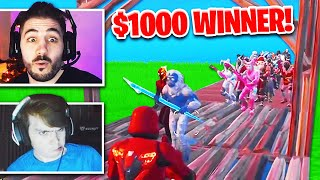 MONGRAAL & NICKMERCS Host BIGGEST BEST SKIN CONTEST    Fortnite Daily Funny Moments