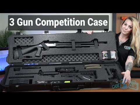 3 Gun Competition Case (Gen-2) - Featured Youtube Video