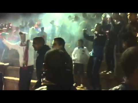 أرشيف.. كراكاج لكريزي بويز في ملعب الفتح بالرباط سنة 2014