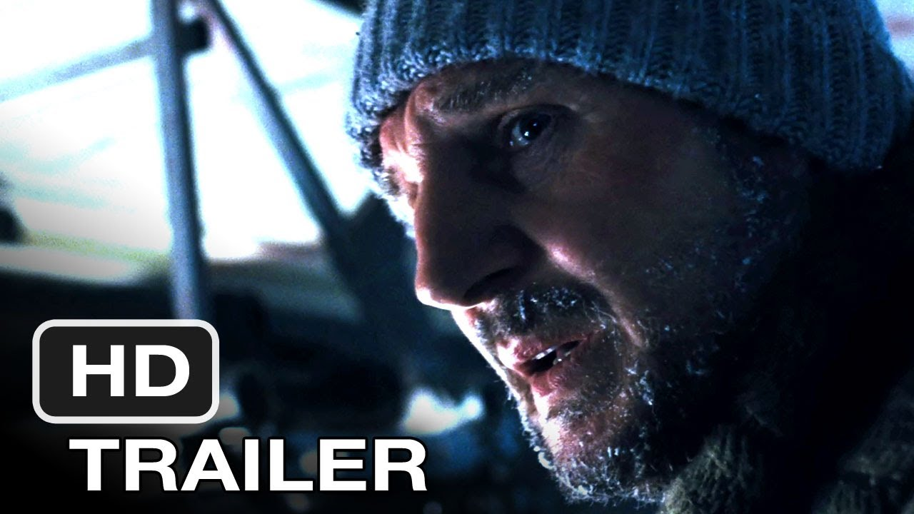 Movie Trailer:  The Grey (2012)