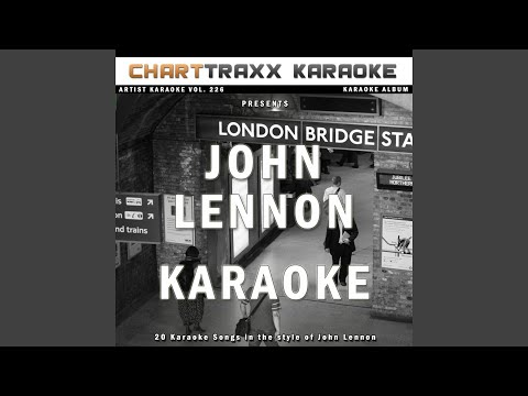 Number 9 Dream (Karaoke Version In the Style of John Lennon)