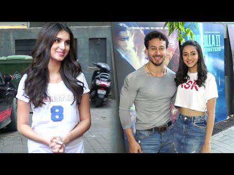 Tara Sutaria Gets Little Jealous To Ananya And Tiger Shroff