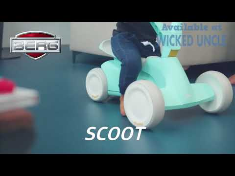 Youtube Video for Berg Go2 - From Scoot to Pedal, 2 in 1 Ride-on