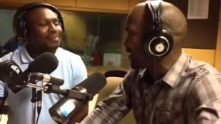 DJ Sgqemeza welcomes Pastor Zondo