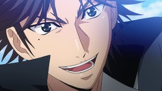 「テニスの王子様BESTGAMES!!手塚vs跡部」Blu-ray&DVD発売告知CM10/26発売
