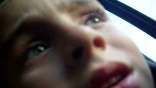 7yr old Hunter Wesberry Singing Johnny Cooper song--Yes Yes My Love