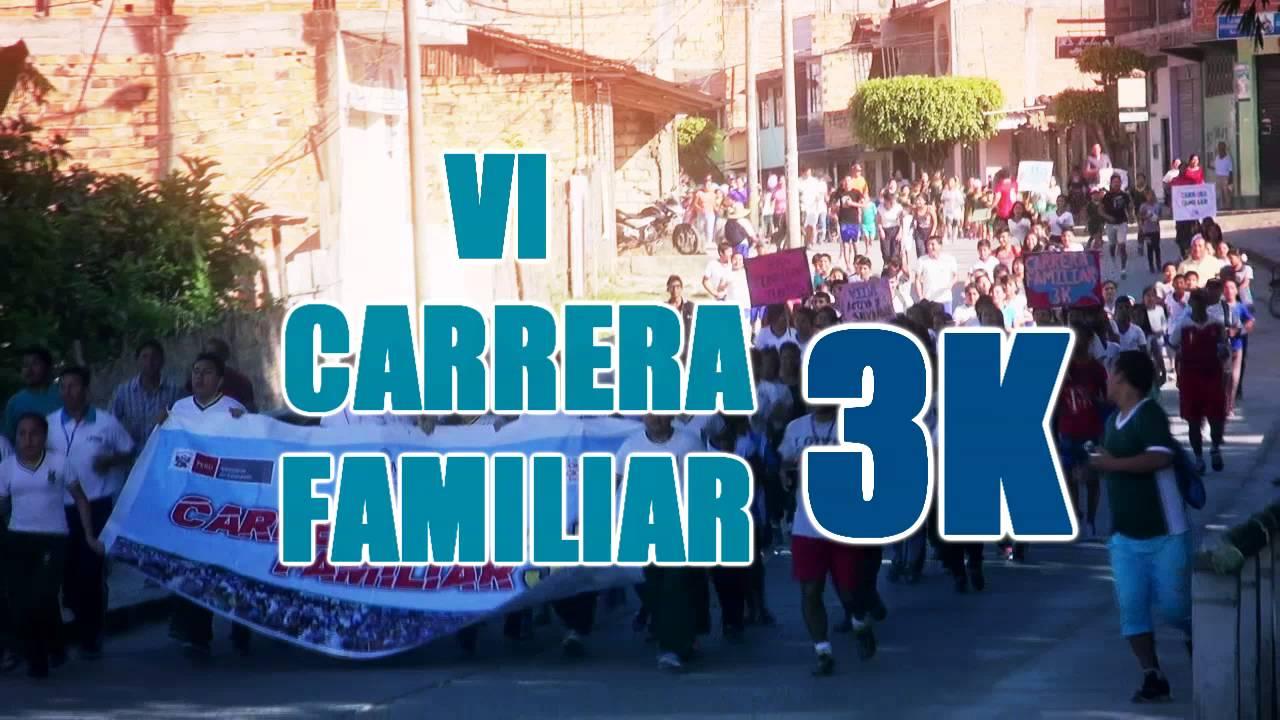 VI CARRERA FAMILIAR 3K