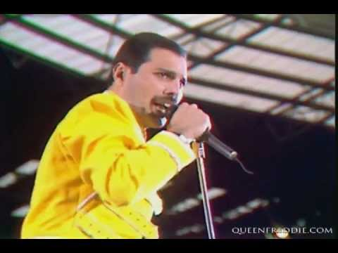 Tie Your Mother Down (Live at Wembley 11-07-1986)