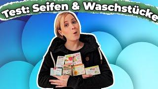 Seife und Waschstücke im Test: Was hat die Drogerie zu bieten?
