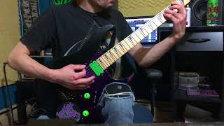 Dream Theater - Along For The Ride [Guitar Cover]