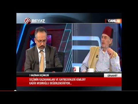 Seçimlerde Kürtlerin Vahim Hatası - Dinamit - Beyaz TV - Üstad Kadir Mısıroğlu, 12.06.2015