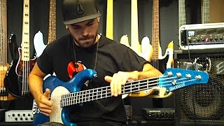 Miki Santamaria - EXTREME SLAP BASS SOLO VOL 2