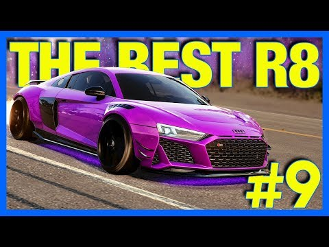 Need for Speed HEAT Let's Play : The Best Audi R8!! (Part 9)