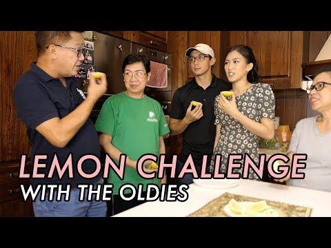 Lemon Challenge by Alex Gonzaga