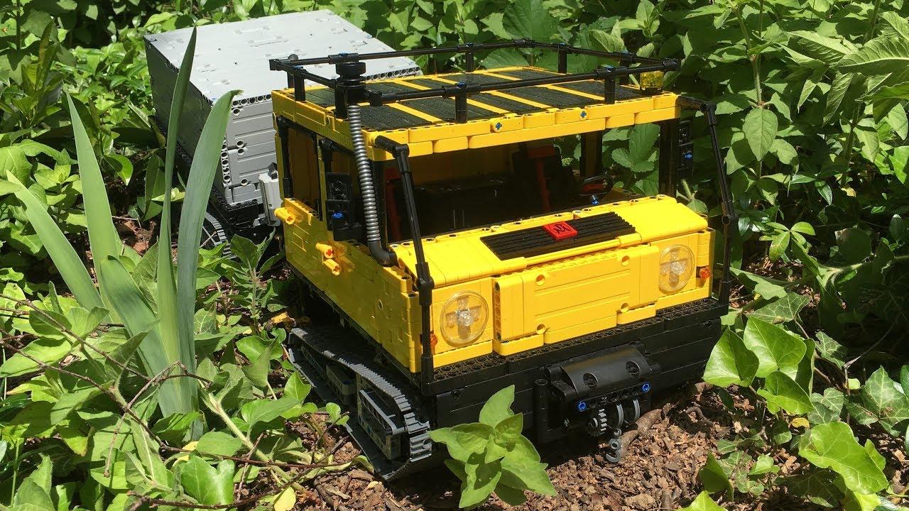 Lego Technic Hägglund [MOC]