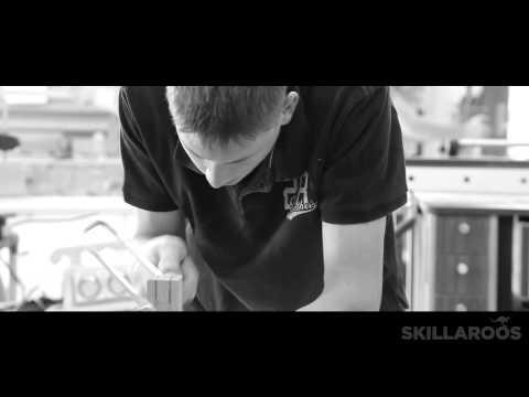 Meet: Karl Geue, 2015 Skillaroo – Cabinetmaking Thumbnail