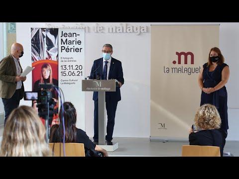 Presentación de la programación de otoño de La Malagueta