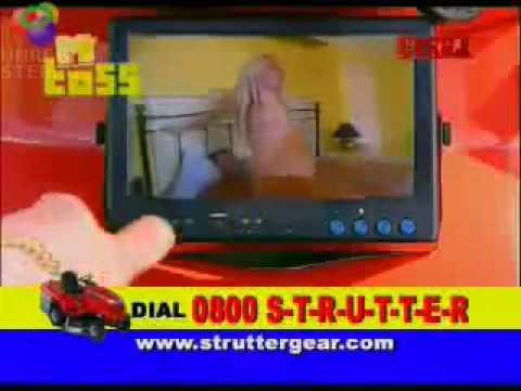 Strutter Gear