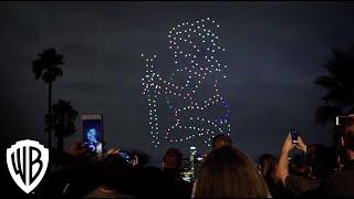Wonder Woman - Drone Light Show