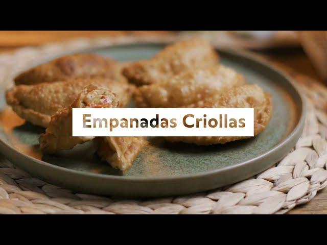 Receta de empanadas criollas caseras, fáciles y rápidas
