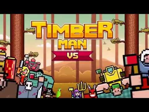 Timberman VS Nintendo Switch release trailer! thumbnail