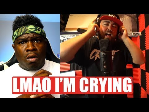 Crypt - 12 Styles of YouTube Rap - REACTION