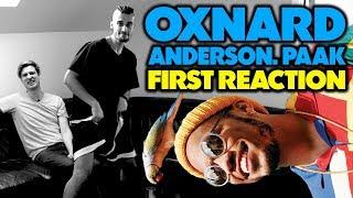 ANDERSON. PAAK   OXNARD REACTIONREVIEW (Jungle Beats)