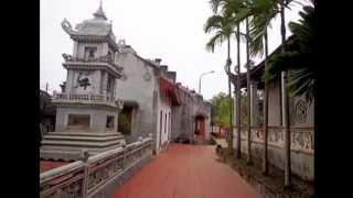 preview picture of video 'Chùa Táo (Long Bàn tự) TP Hưng Yên. 12-2012'