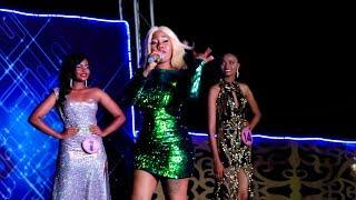Amber Lulu amtukana Hamisa Mobetto Live Jukwaani / Miss Kinondoni 2019