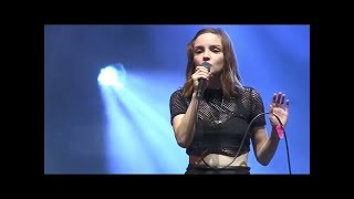 Leave a Trace (Melt Festival 2016) CHVRCHES Live