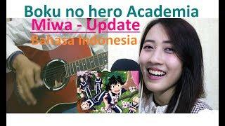 Gambar cover Boku no Hero Academia ED S3