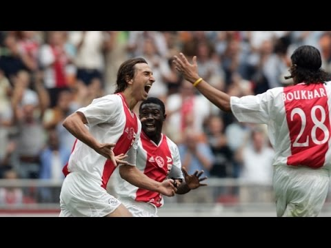 TOP 10 GOALS - 115 jaar Ajax