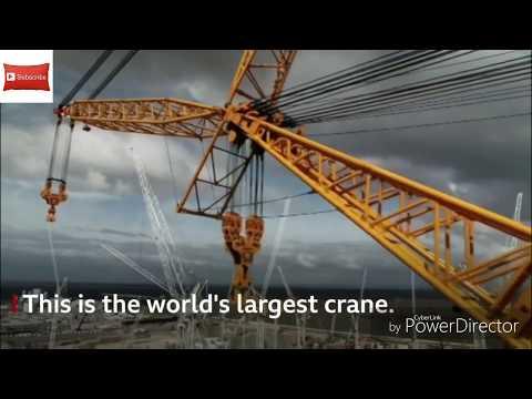 Najveći kran na svijetu