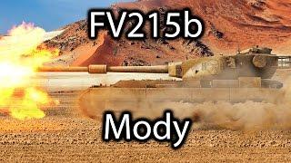 World of Tanks - FV215b - Mody