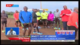 2016 London Marathon runner up Stanley Biwott withdraws from 2017 edition
