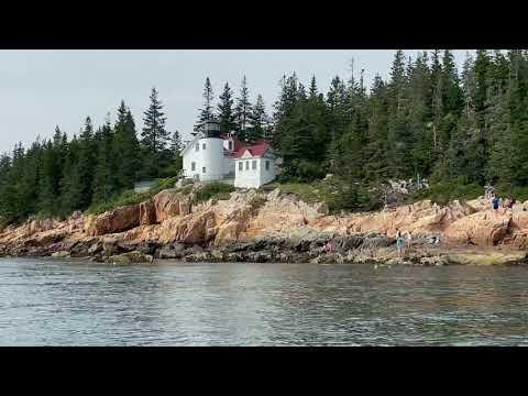 Bass Harbor Lighthouse- 3 Acadia NP