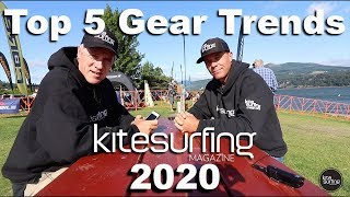 Top 5 Kitesurfing Gear Trends