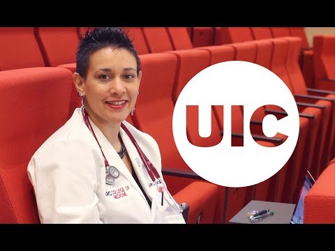 University of Illinois at Chicago - video