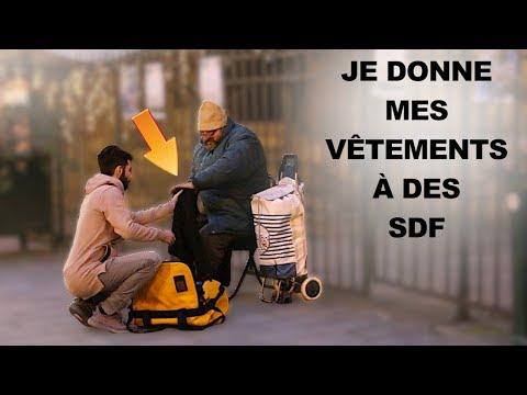 JE DONNE MES VÊTEMENTS À DES SDF | SOStyle