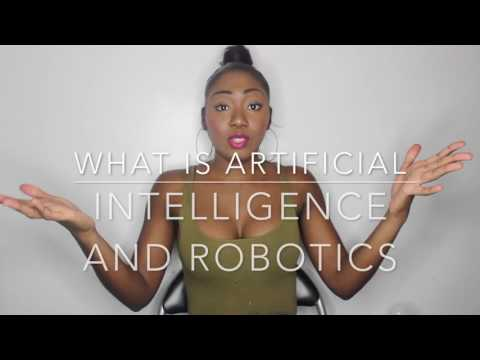 About Me| Artificial Intelligence and Robotics| Taila Sky A.K.A Yasmin